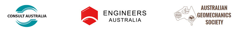 Consult Australia, Engineers Australia, Australian Geomechanics Society